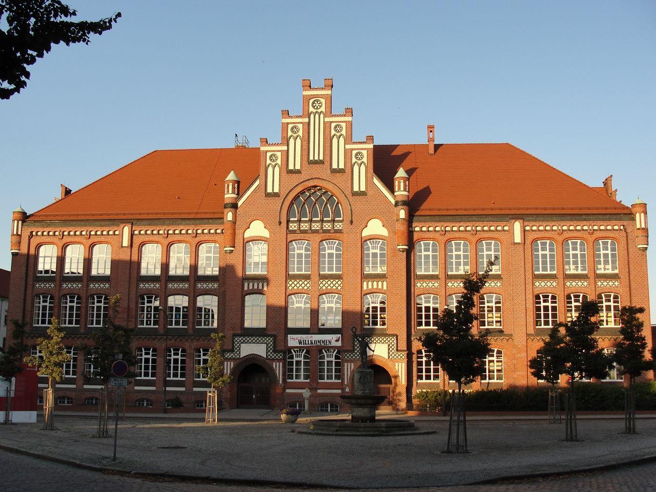 Jahnschule Wittenberge